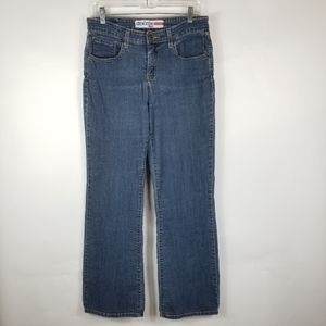 Levis Denizen Womens Jeans Sz 12 Bootcut Shaping